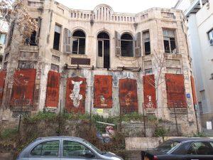 שימור מבנים היסטוריים