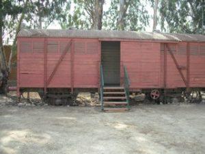 רכבת העמק, נוף תרבות, דרך היסטורית