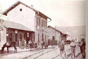 שימור, מבנים היסטוריים, מורשת, תחנות, רכבת העמק